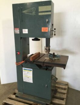 14 in 4 speed woodworking bandsaw
