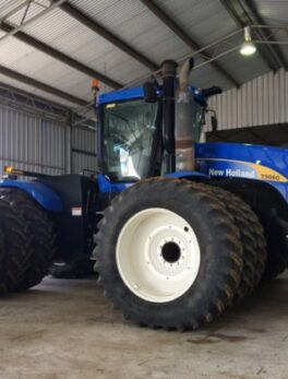 new holland t9060 4wd tractor
