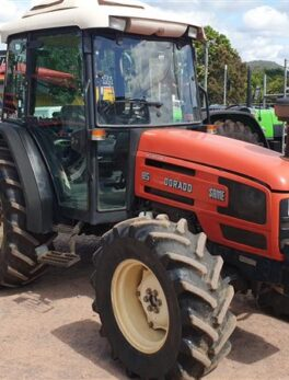 air cab tractor for sale